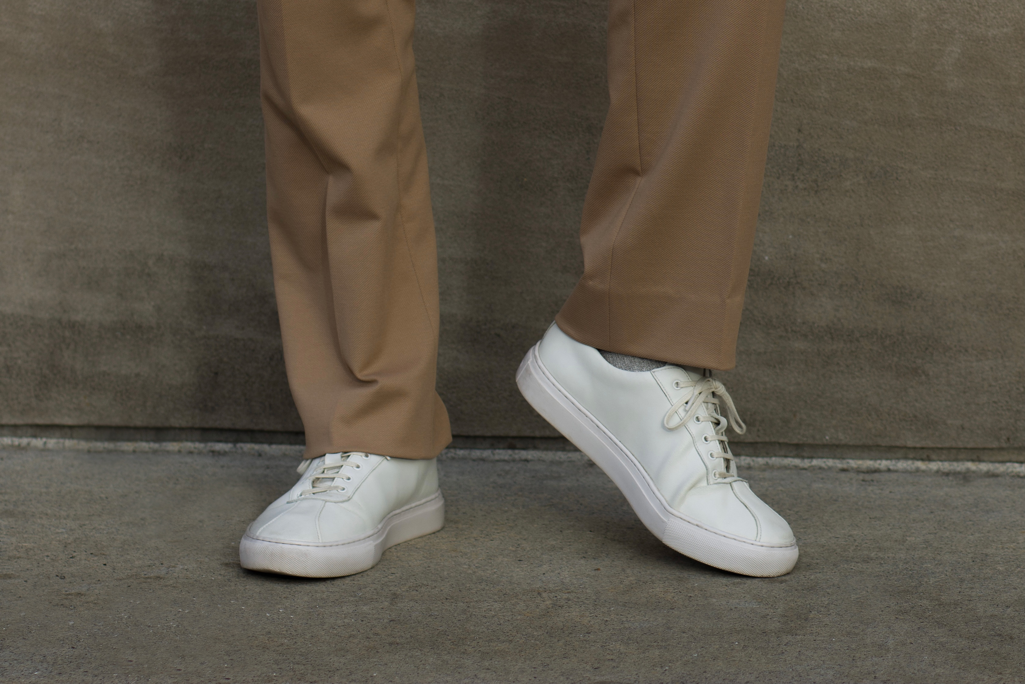 The Most Sustainable White Sneakers